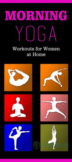 Morning Yoga workouts for Women at Home. #yoga #yoga_tips #fitness #fitness_tips #health_fitness