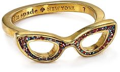 kate spade new york Goreski Glasses Ring