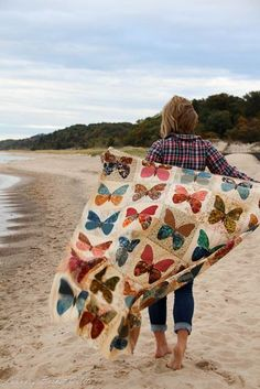 Stitched in Color, a beautiful quilting blog