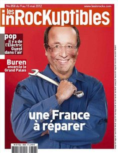 Les Inrockuptibles. 2012-5-10