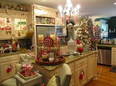 Shabby in love: christmas kitchen