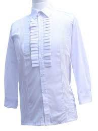 white men´s shirt pleated - Google-haku