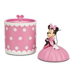 Disney Minnie Mouse Jewelry Box – Friendly Faces