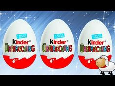 Kinder Surprise Eggs Opening - 3 Awesome Toys 2