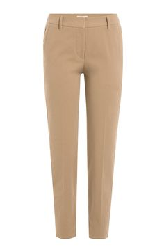 Stretch Cotton Trousers detail 0