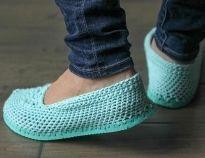 Схемы вязания обуви крючком на Verena.ru