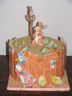 Benjamin Bunny /& L.... Nickelodeon Peter Rabbit Television Show présentoir figurines