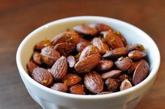 Recipe: Roasted Almonds with Paprika and Orange
