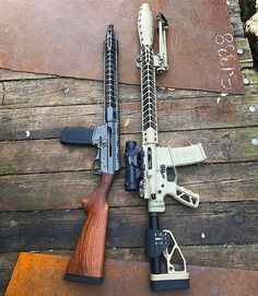 Guns I like ,gear I like ,simple.