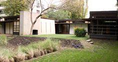 R.M. Schindler House, Los Angeles, CA