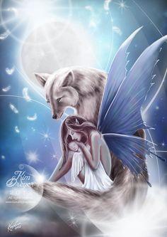A Nurturing Heart by AmberCrystalElf.deviantart.com on @deviantART