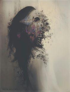 Мистические портреты Лесли Энн О'Делл « Фотошоперы « ReJump.ru | Уроки фотошоп, CS6, фото, картинки, твой поток креативной информации