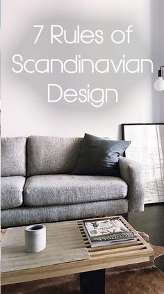 7 Rules of Scandinavian Design - *All Things Home Decor* - Home Design Scandinavian Home Interiors, Scandinavian Style Home, Scandinavian Living, Kitchen Design Scandinavian, Scandinavian Paintings, Scandinavian Wall Decor, Minimalist Scandinavian, White Interiors, Scandinavian Furniture