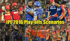 IPL playoff scenarios: League stays wide open, six teams still fighting for top four slots