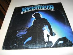 Kris Kristofferson - Surreal Thing , Lp Canada