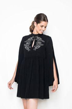 Γυναικείο Φόρεμα Minkpink - Valley Of The Vine Embroidered
