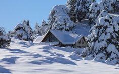 Παιχνίδια με το χιόνι στα Τρίκαλα Κορινθίας και σκι για παιδιά Mount Everest, Snow, Mountains, Nature, Destinations, Travel, Outdoor, Image, Winter