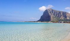Best beaches in Italy 2014 according to Blue flag - San Vito Lo Capo, Sicily - Located in the province of Trapani, on North-Western Sicily, the small town is located in a valley between spectacular mountains, and is home to beautiful beaches.