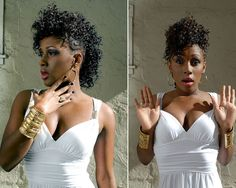 bridal 22 Fascinating Mohawk Hairstyles For Black Women