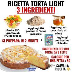 Conseils fitness en nutrition et en musculation. Veg Recipes, Sweet Recipes, Cooking Recipes, Healthy Recipes, Light Dessert Recipes, Light Recipes, Tortilla Sana, Tortas Light, Healthy Cooking