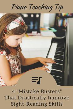 "How Four ""Mistake-Busters"" Can Turn Students Into Sight-Reading Superstars 