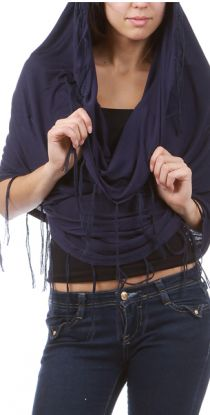 Multi ways to wear scarf