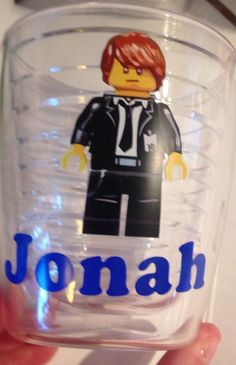 Personalized Tervis Tumbler decals with a by Mandicraftycreations