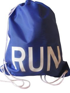 Bag for runners  running accessories  running by runningonthewall, $6.99