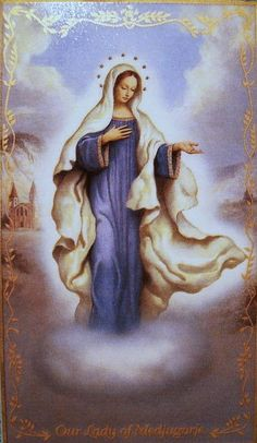 Our Lady of Medjugorje Dietrich Urich-Kayser