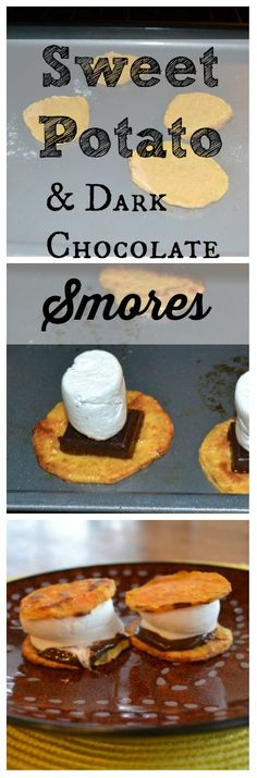 Sweet Potato Smores- Make The Best of Everything
