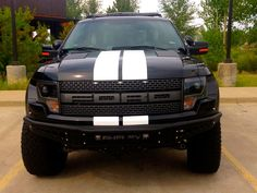 Ford Raptor Police Truck: Park City, Utah