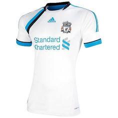 Liverpool Niño 2011 12 Tercera equipación Camiseta fútbol  827  - €16.87   24349ab8d009c