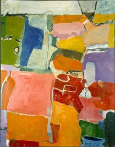 One of Diebenkorn's missing works. I love this one. Have you seen it? Urbana (1953), oil on canvas