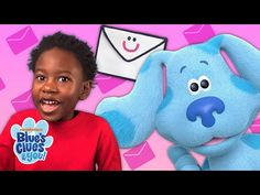 It's a Mail Time party with Josh and Blue! Watch as they open mail from their friends! What do you want to say to Josh and Blue?
