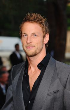 British hottie Jenson Button.