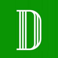 Letter D for @36daysoftype challenge  random word : airport  type : Debonair inline  🔊 sound design : homemade  ---  #36daysoftype04 #36days_D #type #motiondesign #mograph #animatedtype #green #greenery #debonairinline #aftereffects #thedesignfix