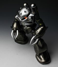 botboxgunpla:    MG MSM-07 Z'Gok customise