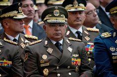 Venezuela Política : EEUU declara fugitivos de la justicia a militares ...