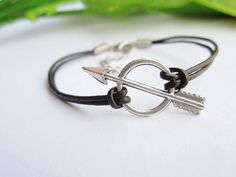 Found this on Etsy, used the same charm that is in our Pi Beta Phi Supply Sack.  Clever use of the charm.  #pi beta phi, #pi phi, #arrow