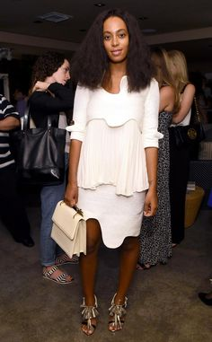 Look: Solange Knowles