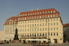 #Steigenberger Hotel de Saxe, #Dresden