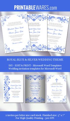 cobalt blue wedding invitations wedding ideas pinterest cobalt blue weddings cobalt blue and cobalt