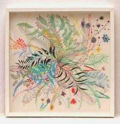 Spanish artist Nuria Mora