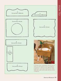 AMERICAN MINIATURIST FEBRUARY 07 - Angelines-NINES - Picasa Webalbums