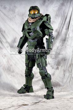 Master Chief Armor, Master Chief Costume, Halo Master Chief, Helmet Armor, Suit Of Armor, Halo Cosplay, Best Cosplay, Arrow Costume, John 117