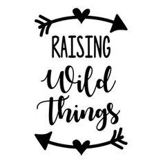 Silhouette Design Store: raising wild things Free Font Design, Design Logo, Cricut Svg Files Free, Cricut Fonts, Silhouette Projects, Silhouette Design, Free Svg, Cricut Tutorials, Cricut Ideas