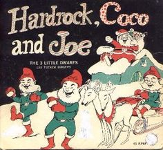 Hardrock, Coco  Joe - it couldn't Christmas in Chicago without these guys! On WGN for the holidays.