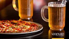 Masa de pizza con cerveza – Loopulo