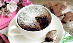 Кекс в микроволновке Автор рецепта Залму Ахмедова - Cookpad