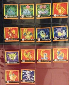 RARE ARTBOX COMPLETE SET OF 150 P0KEMON STICKERS EXCELLENT Nr MINT Collectible Cards, Free Delivery, Im Not Perfect, Mint, Stickers, Ebay, I'm Not Perfect, Sticker, Peppermint